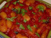 Gratin haricots soissons tomate