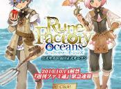 Rune Factory Oceans toutes premières images édition limitée