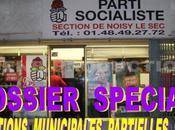 DERNIERE MINUTE Jean-Paul Lefèbvre socialistes miltants Noisy-le-Sec