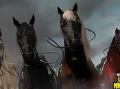 chevaux l'Apocalypse dans Dead Redemption