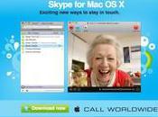utilisateurs auront aussi droit avec Skype visioconférence groupe...