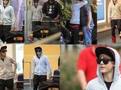 Justin Bieber Arrivée Vancouver