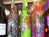 bouteilles graphiquement superbes