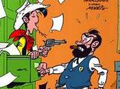 Album Lucky Luke contre Pinkerton