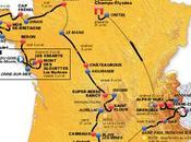 Tour France 2011 parcours dévoilé sans Alberto Contador