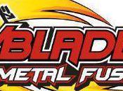 Beyblade Metal Fusion demain!