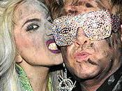 Collaboration pour Lady gaga Elton John