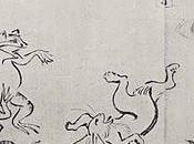 satires japonaises prennent forme d'animaux: Choju-giga