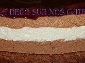 gâteau chocolats