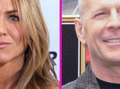 Bruce Willis aimerait tourner avec Jennifer Aniston