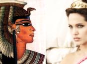Angelina Jolie Cléopâtre James Cameron