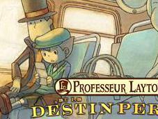 [Arrvivage] Professeur Layton destin perdu