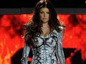 Fergie chanteuse Black Eyed Peas élue ''Femme l'année 2010''