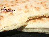 Cheese Naans jambon mozzarella