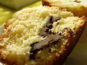 Muffins moelleux zestes d'oranges, fourrés chocolat noir plaisirs brunch