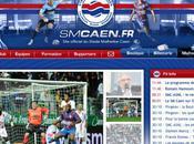Nouveau site pour Stade Malherbe Caen