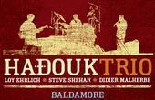 Hadouk Trio concert Grand-Couronne