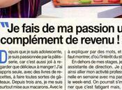 """Cours cuisine domicile fais passion complément revenu"""""""