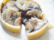 Tartelette Banane Chocolat noir