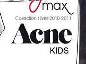 Acne Kids Mode enfants promo