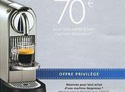 d'achat Nespresso euros
