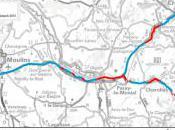 Lancement débat public pour mise voies Route Centre Europe Atlantique