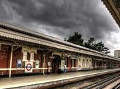 photos Gare Metro