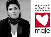 bonne action fashion foulards chez Maje profit Mecenat Chirurgie Cardiaque