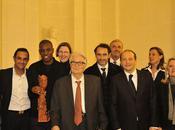 Malik remporte Prix littérature politique Edgar Faure