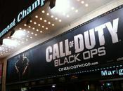 Call Duty Black lancement spot mortels
