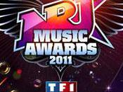 Music Awards 2011 liste pré-nominés