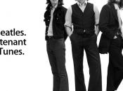 Beatles débarquent iTunes!