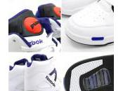 Reebok Pump Omni Zone White Team Purple