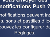Push enfin disponible l'application Twitter iPhone iPad
