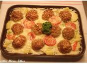 recette Gratin poireaux-pommes terre