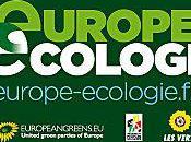 Europe Ecologie-Les Verts fusion verte
