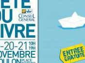 Toulon plus auteurs pour Fête livre