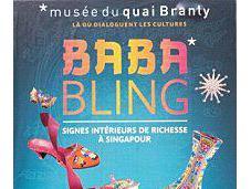 Baba bling Quai Branly