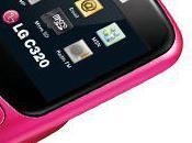 C320 Touch Lady nouveau téléphone design pratique