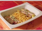 recette Rouleaux dinde jambon