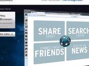 RockMelt, l'arme fatale Google pour contrer Facebook?
