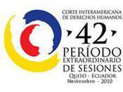 Cour Interaméricaine Droits l'Homme: audiences sont ouvertes…