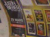 Justin Bieber concert mars