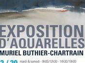 PEINTURE AQUARELLE Muriel BUTHIER-CHARTRAIN