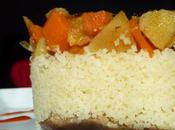 Tajine panais, carottes, fenouil