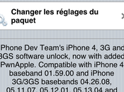 Dev-Team permet désimlock iPhone baseband 05.14 05.15