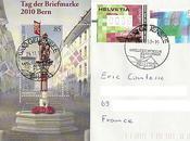Journée timbre 2010 Suisse