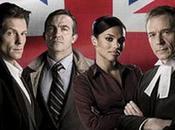 Londres Police Judiciaire saison deux acteurs départ