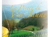 Percée Jaune 2008 dans Revermont (Jura), dévoile secrets trésors vignerons jurassiens