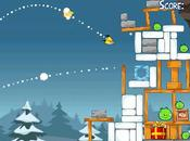 Angry Birds Seasons disponible iPhone/iPod Touch/iPad